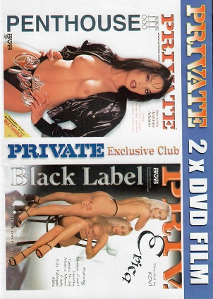 Private 2xDVD film/Erika,Penthouse/-DVD/slim/