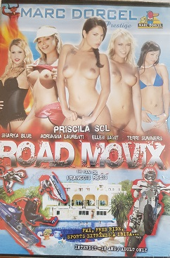 Road movix/plast/-DVD